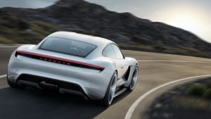 Porsche Taycan — фото 6