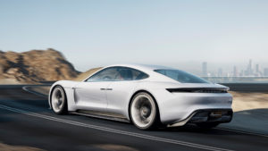 Porsche Taycan — фото 5