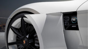 Porsche Taycan — фото 4