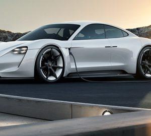Porsche Taycan — фото 3