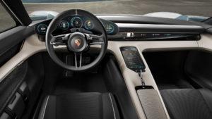 Екстер'єр Porsche Taycan — фото 2