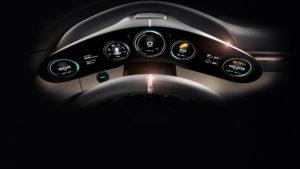 Екстер'єр Porsche Taycan