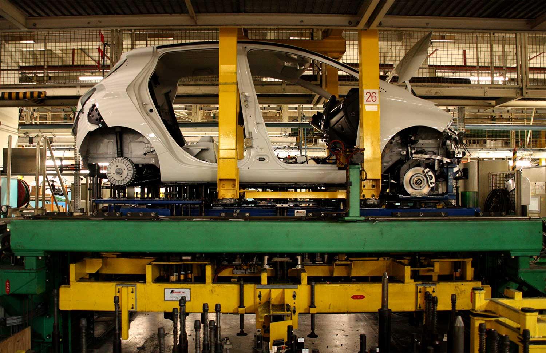 Виробництво Renault ZOE