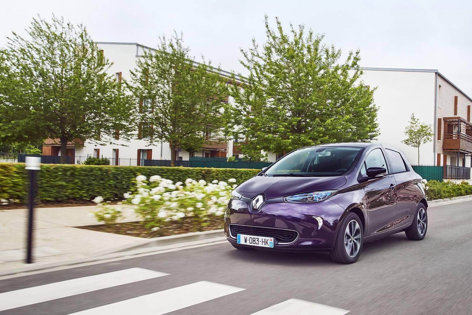 Renault ZOE першого покоління