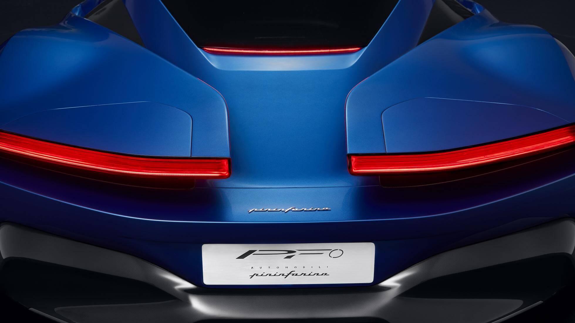 Перше офіційне фото: новий гіркар Pininfarina PF0