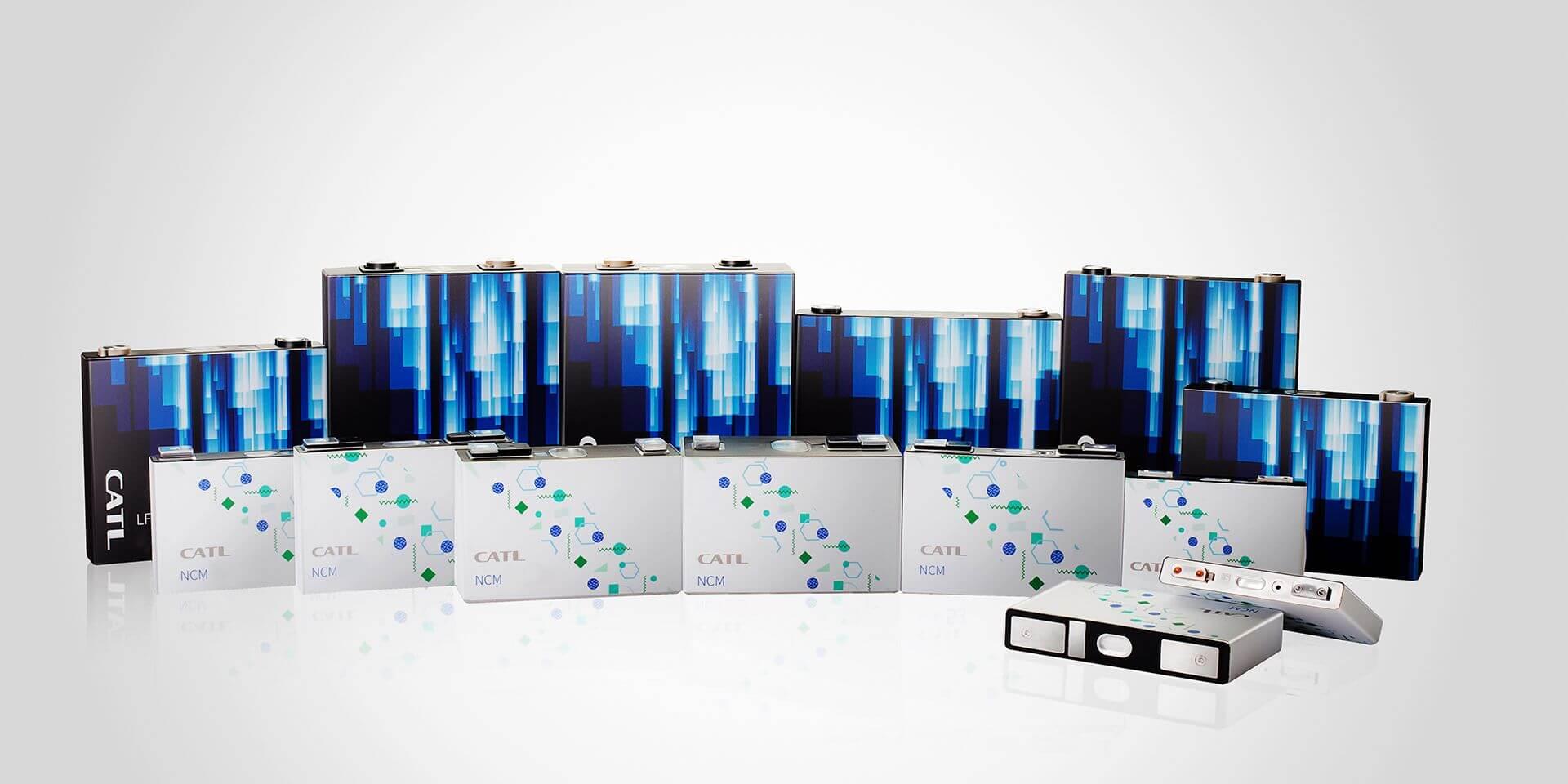 Акумуляторні батареї CATL Акумуляторні батареї CATL