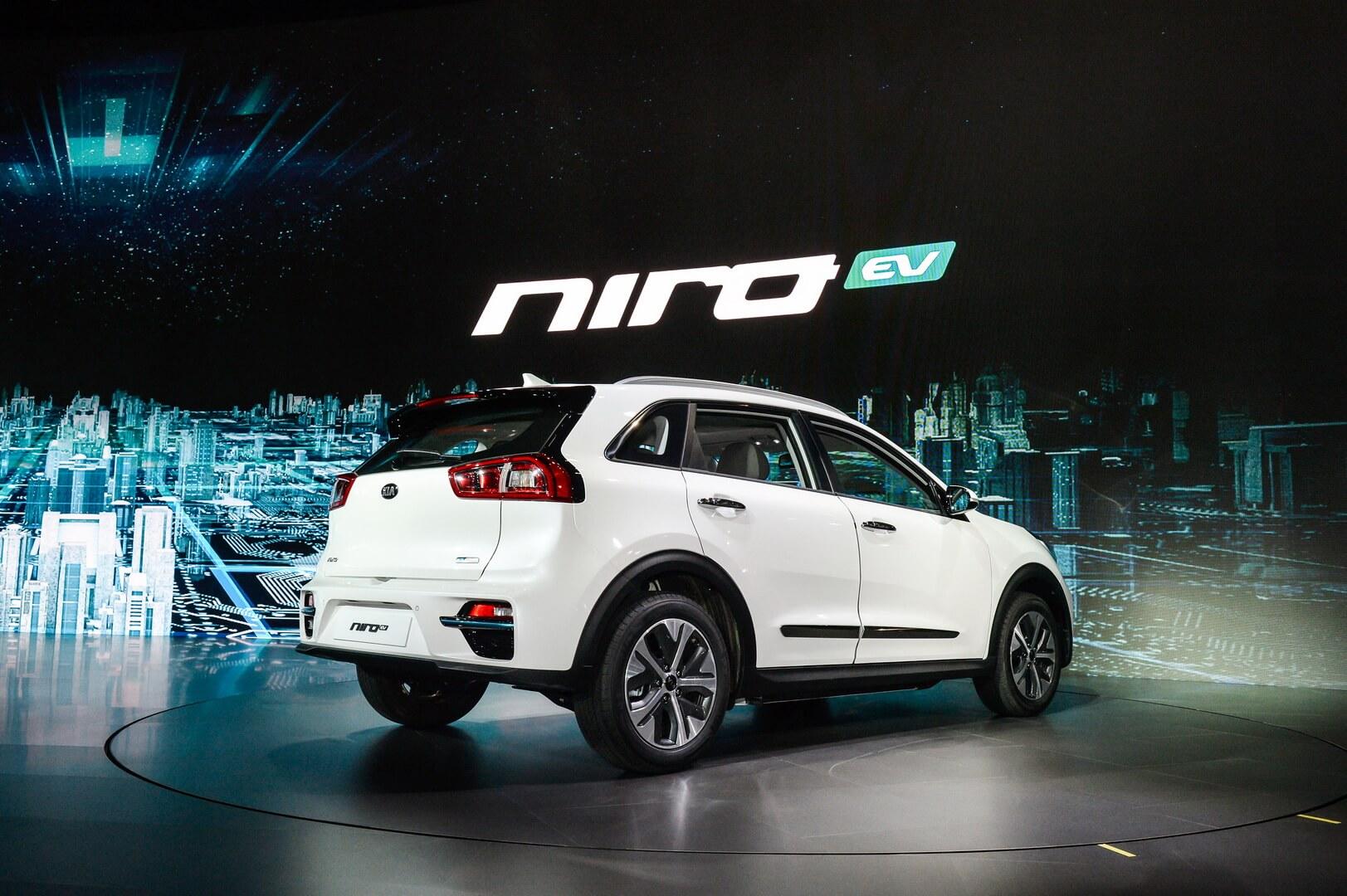 Електрична версії Kia Niro EV