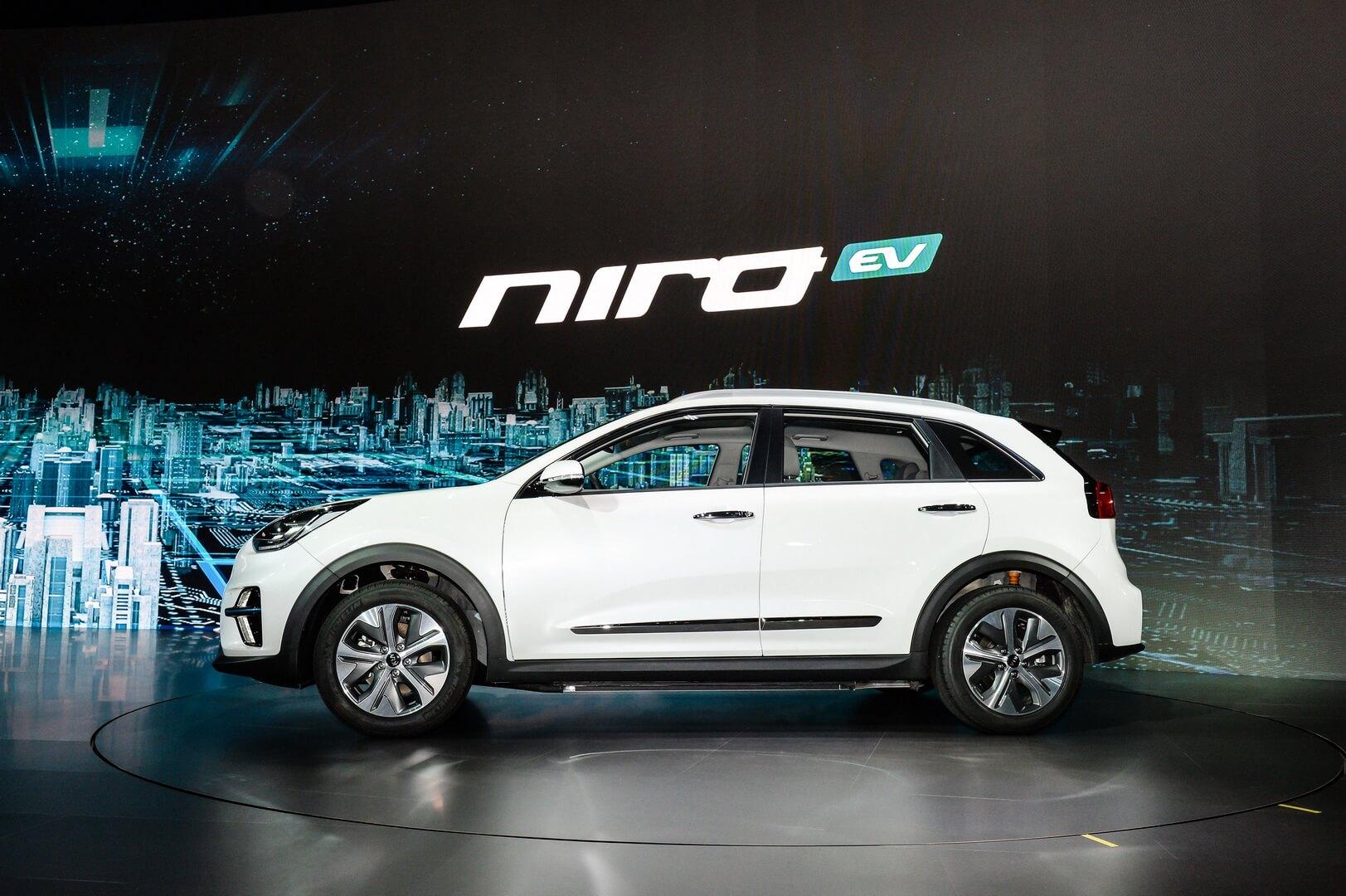 Електромобіль Kia Niro EV
