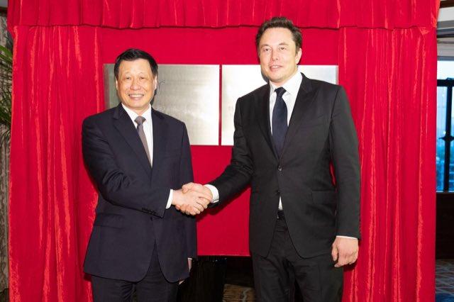 Ілон Маск підписав попередню угоду з урядом Шанхая про будівництво Gigafactory 3