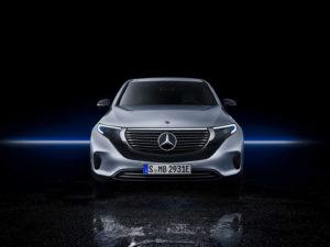 Екстер'єр Mercedes-Benz EQC