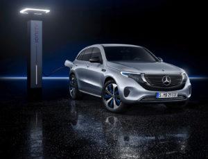 Екстер'єр Mercedes-Benz EQC — фото 2