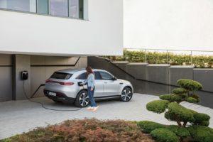 Екстер'єр Mercedes-Benz EQC — фото 5