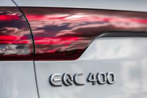 Екстер'єр Mercedes-Benz EQC — фото 7