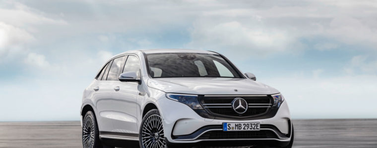 Екстер'єр Mercedes-Benz EQC — фото 12