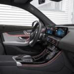 Інтер'єр Mercedes-Benz EQC