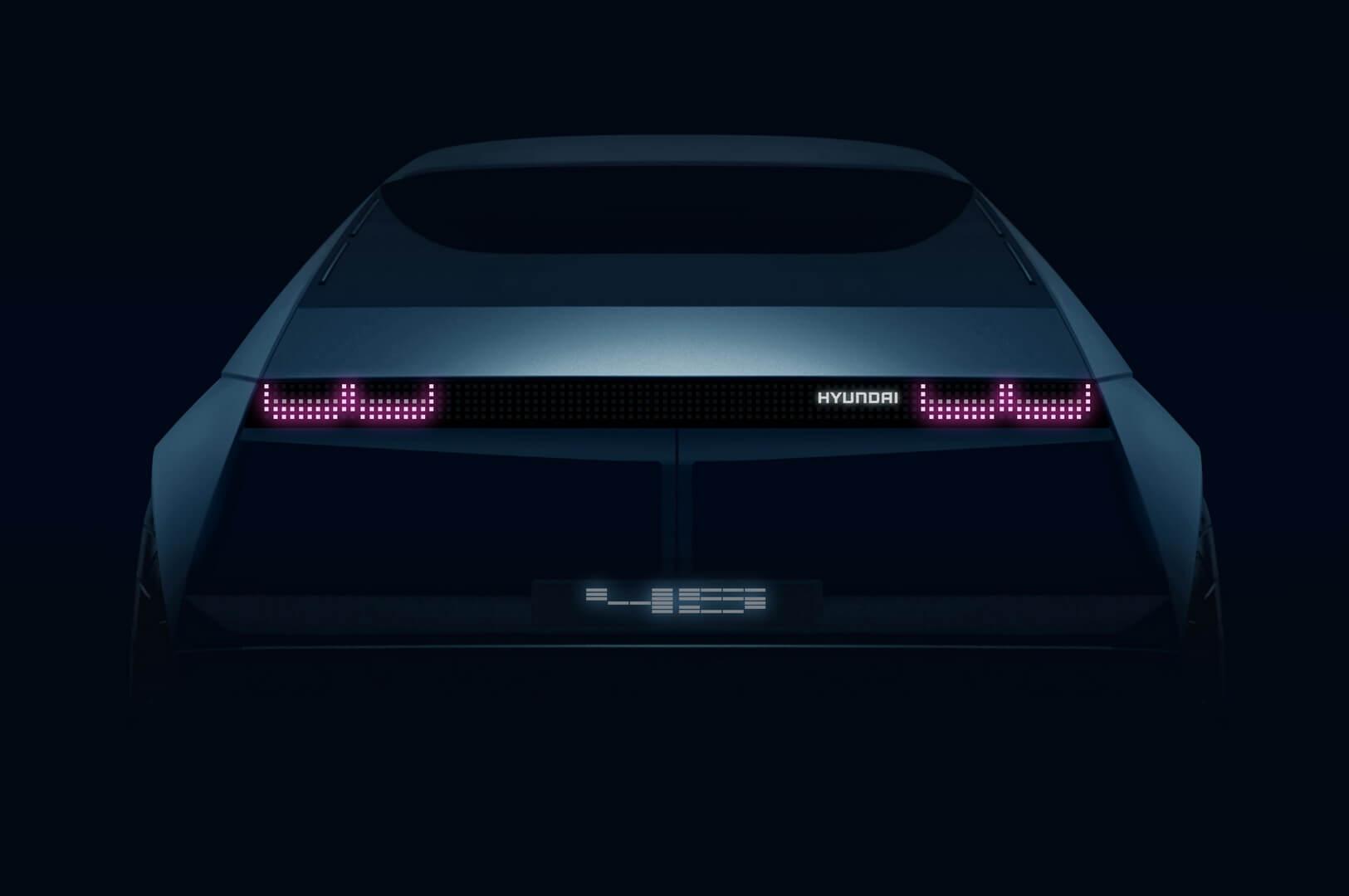 Hyundai представить концептуальний електромобіль «45» на Франкфуртському автосалоні 2019