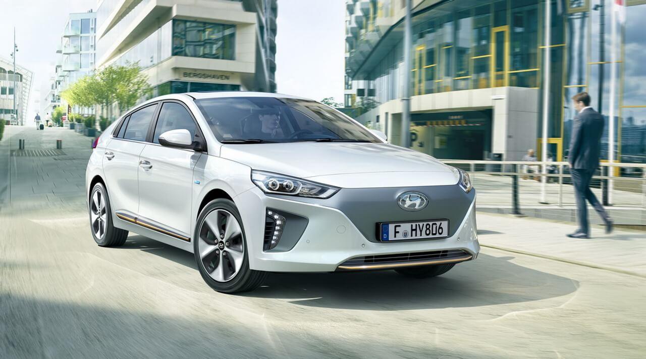 Електромобіль Hyundai IONIQ Electric