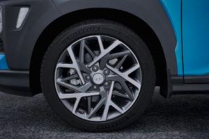 Диски Hyundai Kona Hybrid