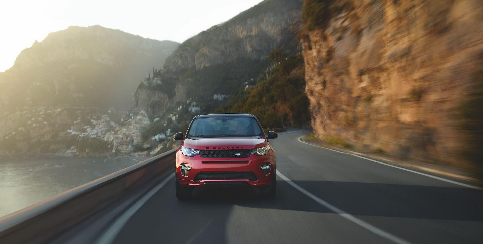 Оновлений lLand Rover Discovery Sport - турбота про навколишнє середовище і комфорті пасажирів