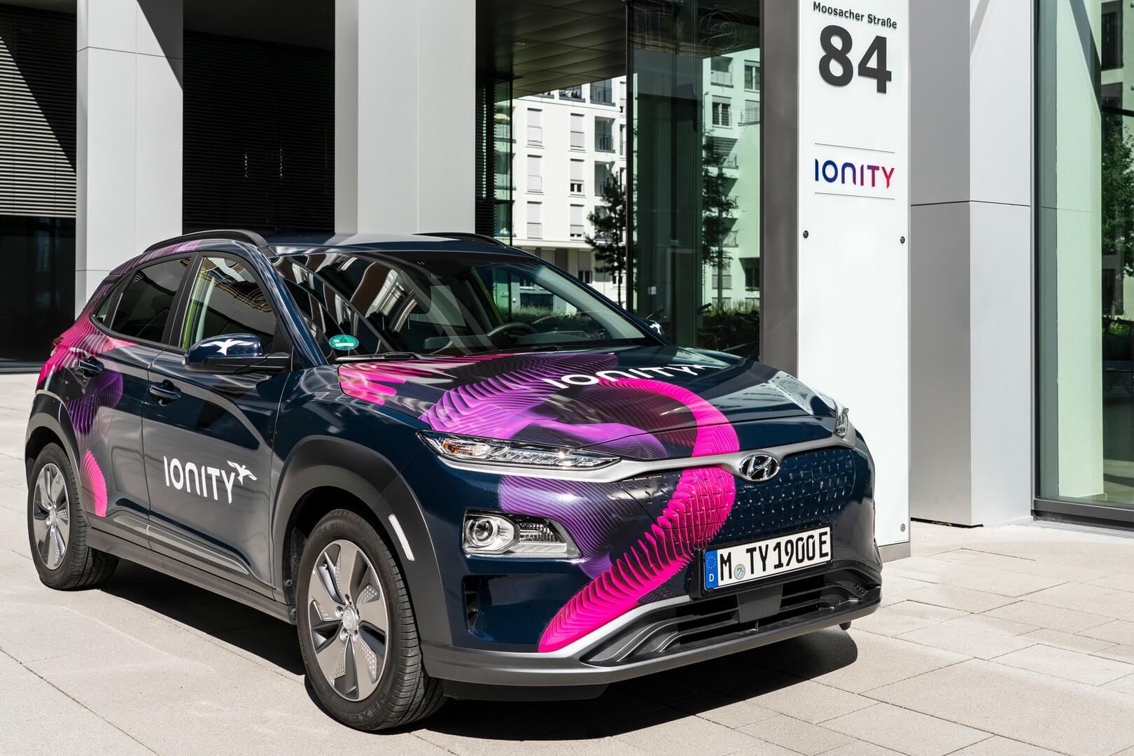 Електромобілі Hyundai отримають 800-вольтную зарядну систему з 2021 року