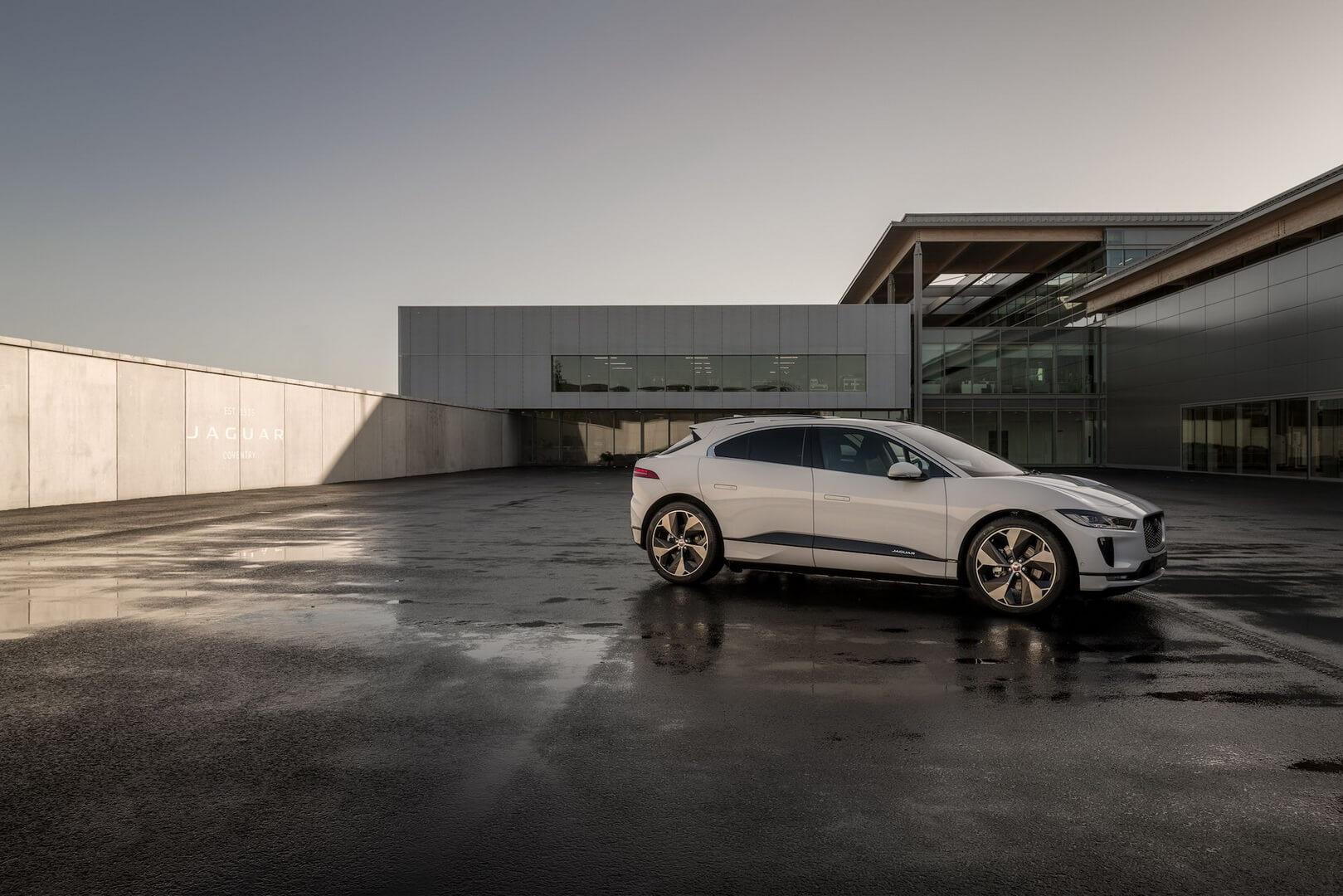 Електромобіль Jaguar I-Pace