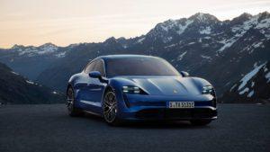 Дизайні екстер'єру Porsche Taycan - фото 5