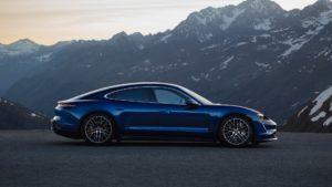 Дизайні екстер'єру Porsche Taycan - фото 6