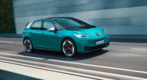 Електромобіль Volkswagen ID.3