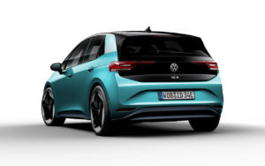 1-е спеціальне видання Volkswagen ID.3