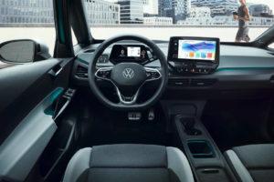 Інтер'єр Volkswagen ID.3 - фото 6