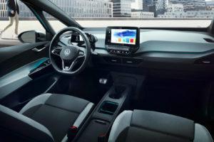 Інтер'єр Volkswagen ID.3 - фото 5