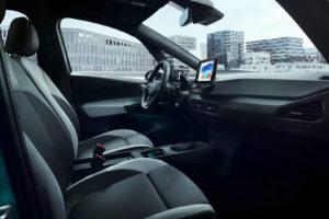 Інтер'єр Volkswagen ID.3 - фото 4