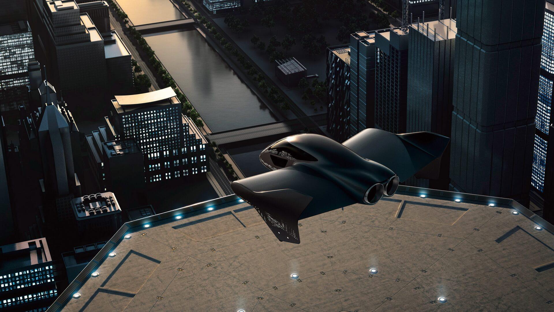 Porsche і Boeing побудують електричний літак вертикального зльоту і посадки