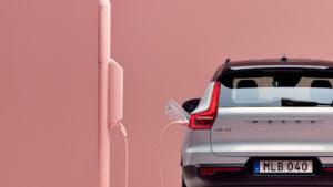 Електромобіль Volvo XC40 Recharge