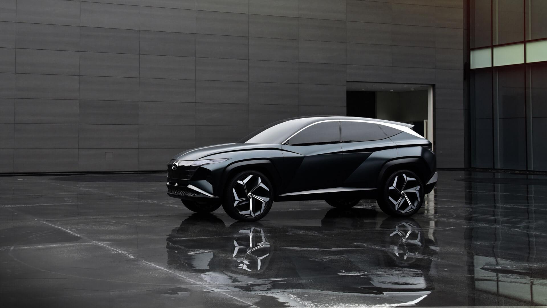 Плагін-гибрид Hyundai Vision T