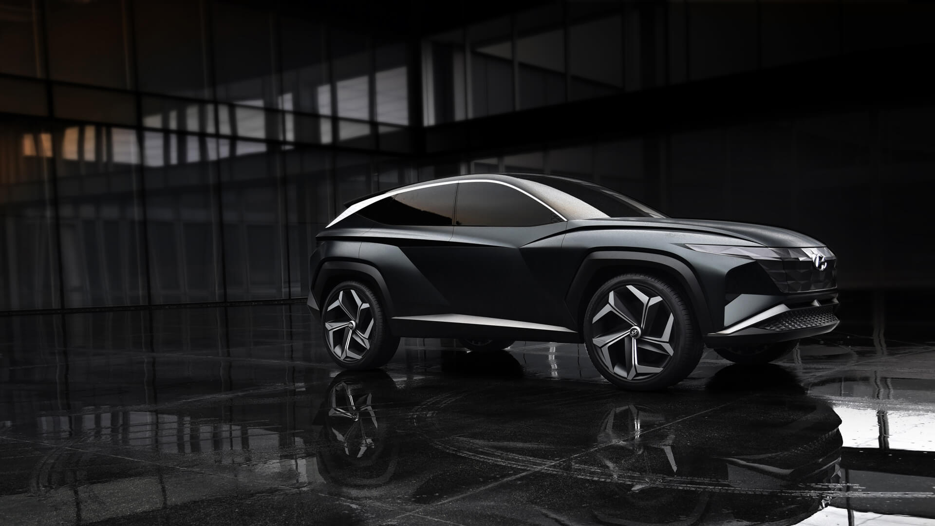 Концепт Hyundai Vision T Plug-in Hybrid