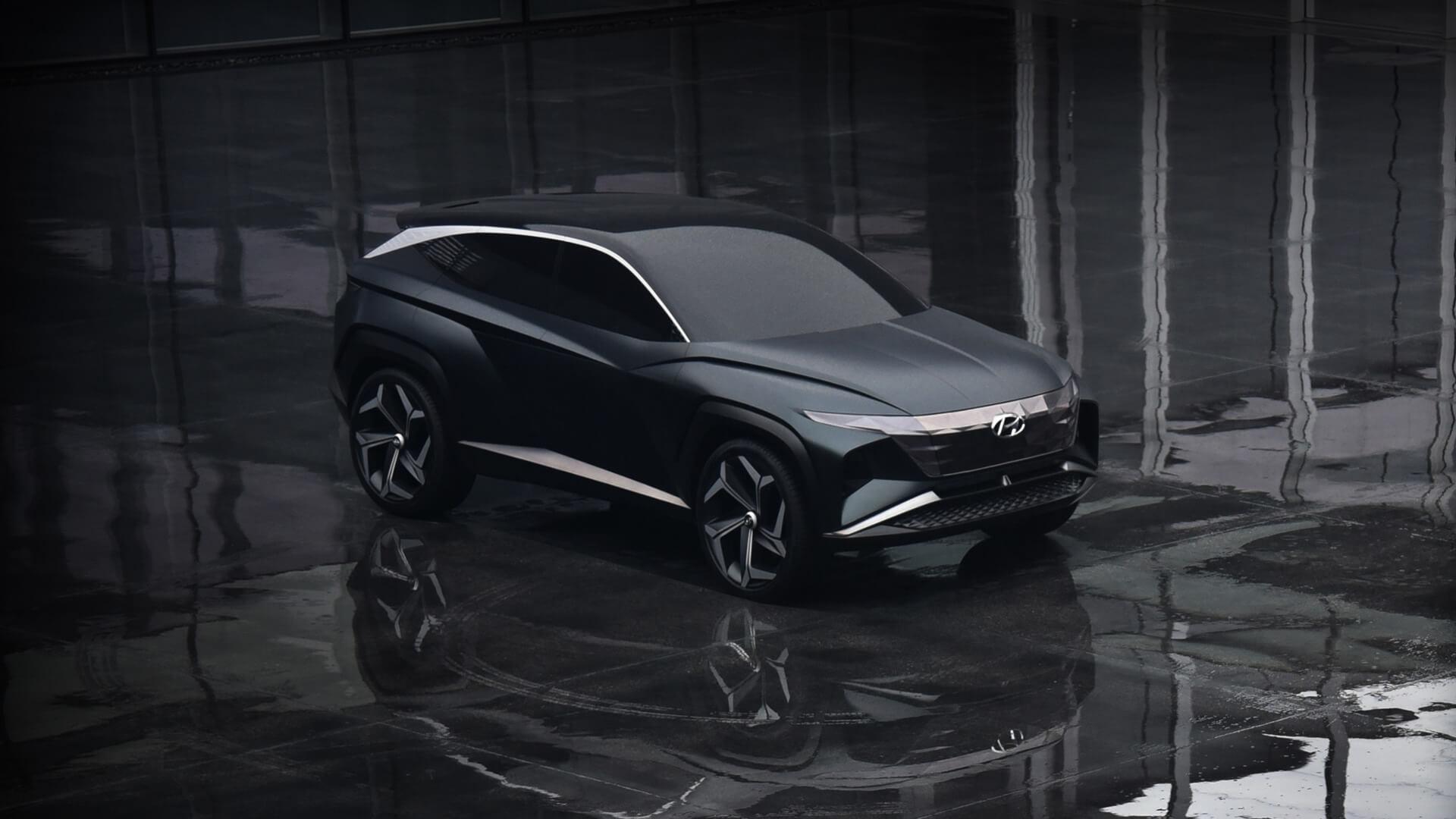 Hyundai представила концепт Vision T Plug-in Hybrid в Лос-Анджелесі