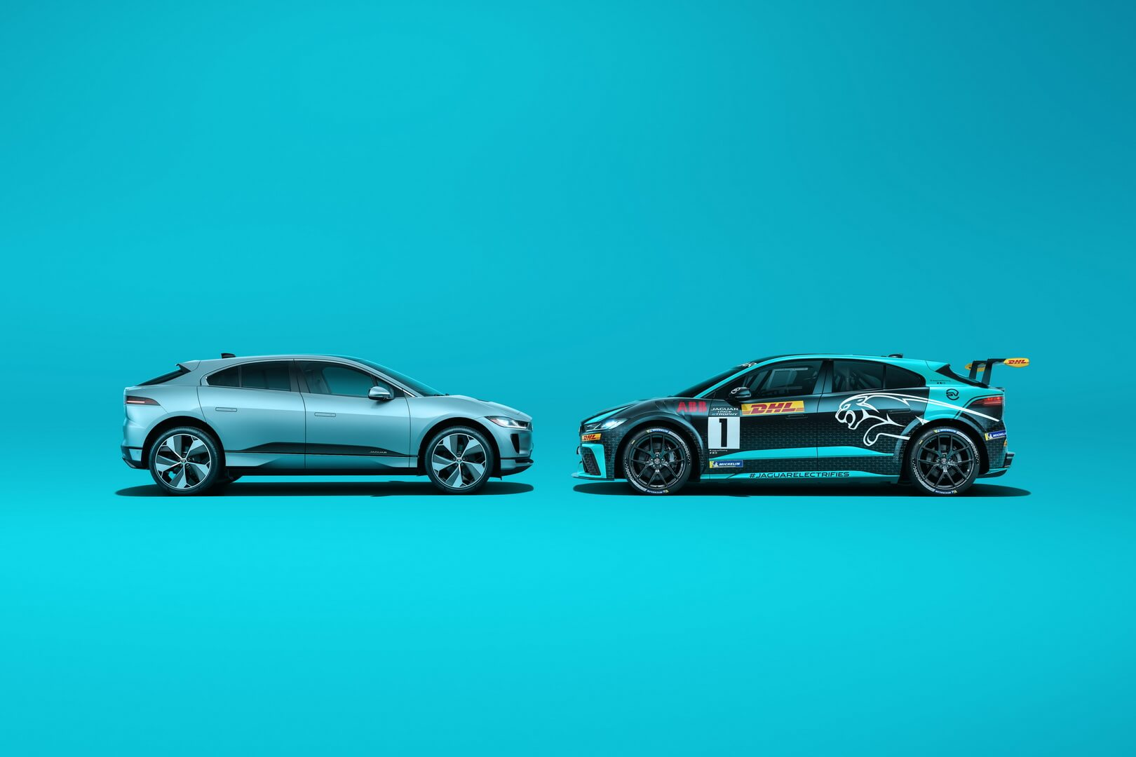 Jaguar розробив оновлення для електрокара I-PACE після тестування електромобиля на гоночних треках