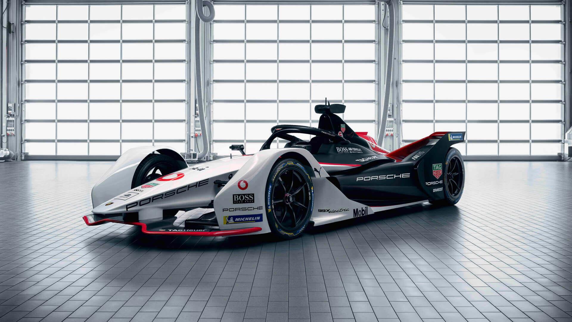 Porsche 99XElectric