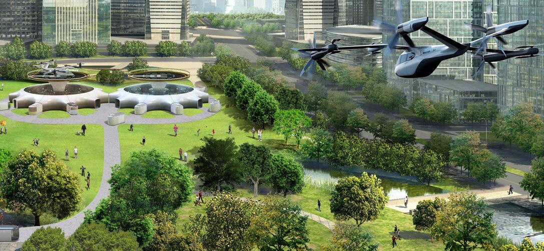 На CES-2020 у Лас-Вегасі компанія Hyundai Motor представила інноваційне бачення міської мобільності