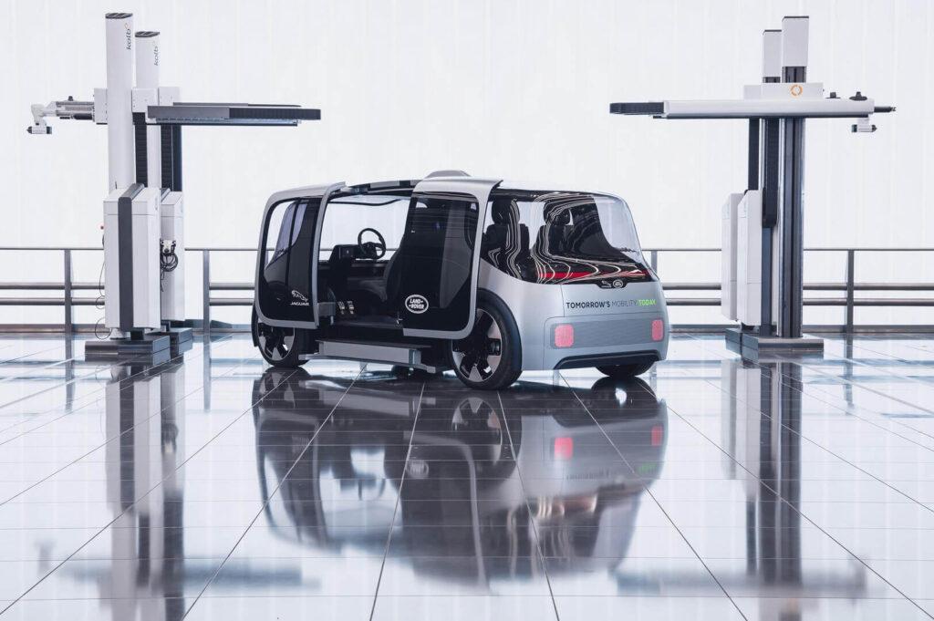 Концепт автомобіля Project Vector