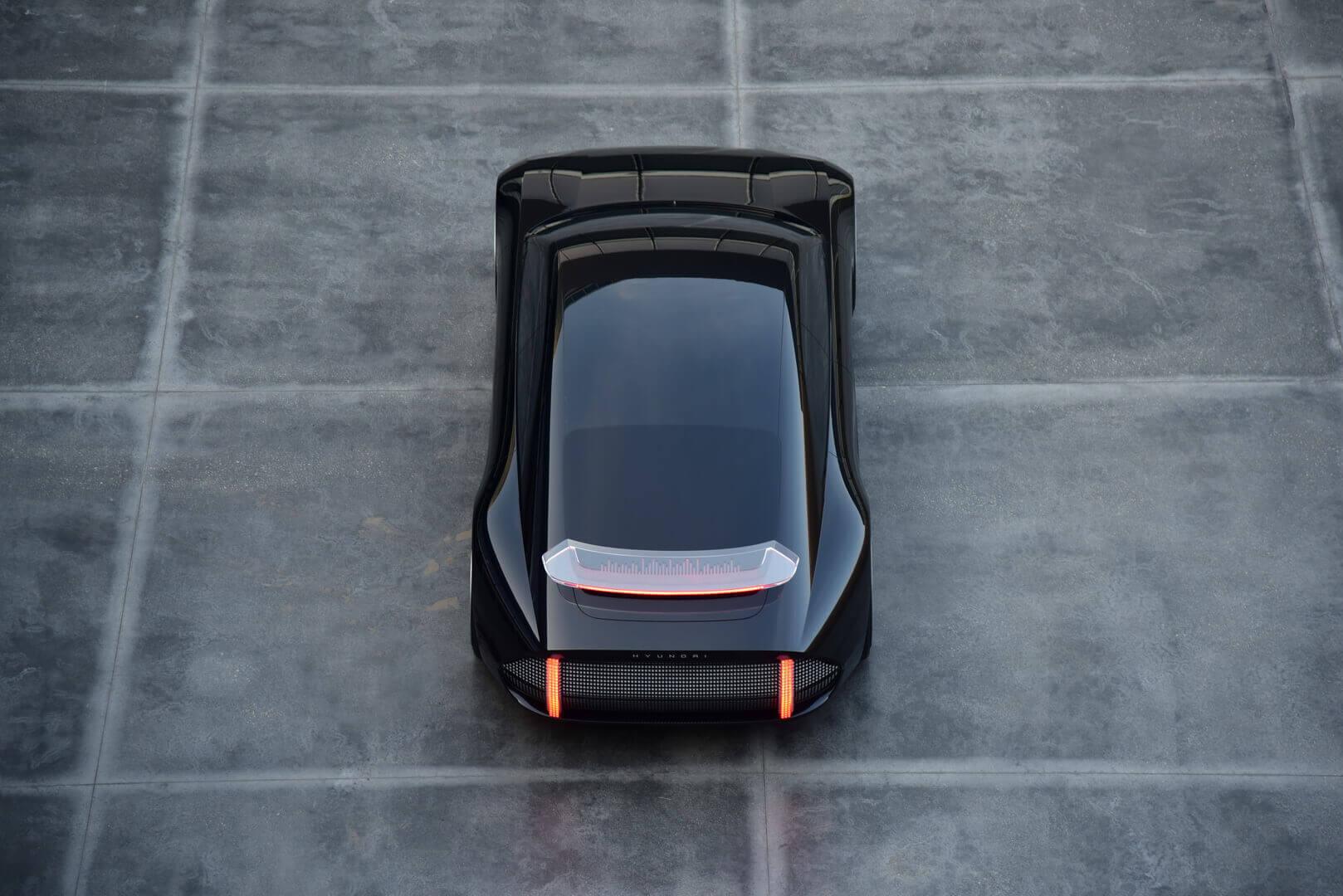 Концепт електромобіля Hyundai Prophecy визначає дизайн майбутніх електрифікованих моделей марки