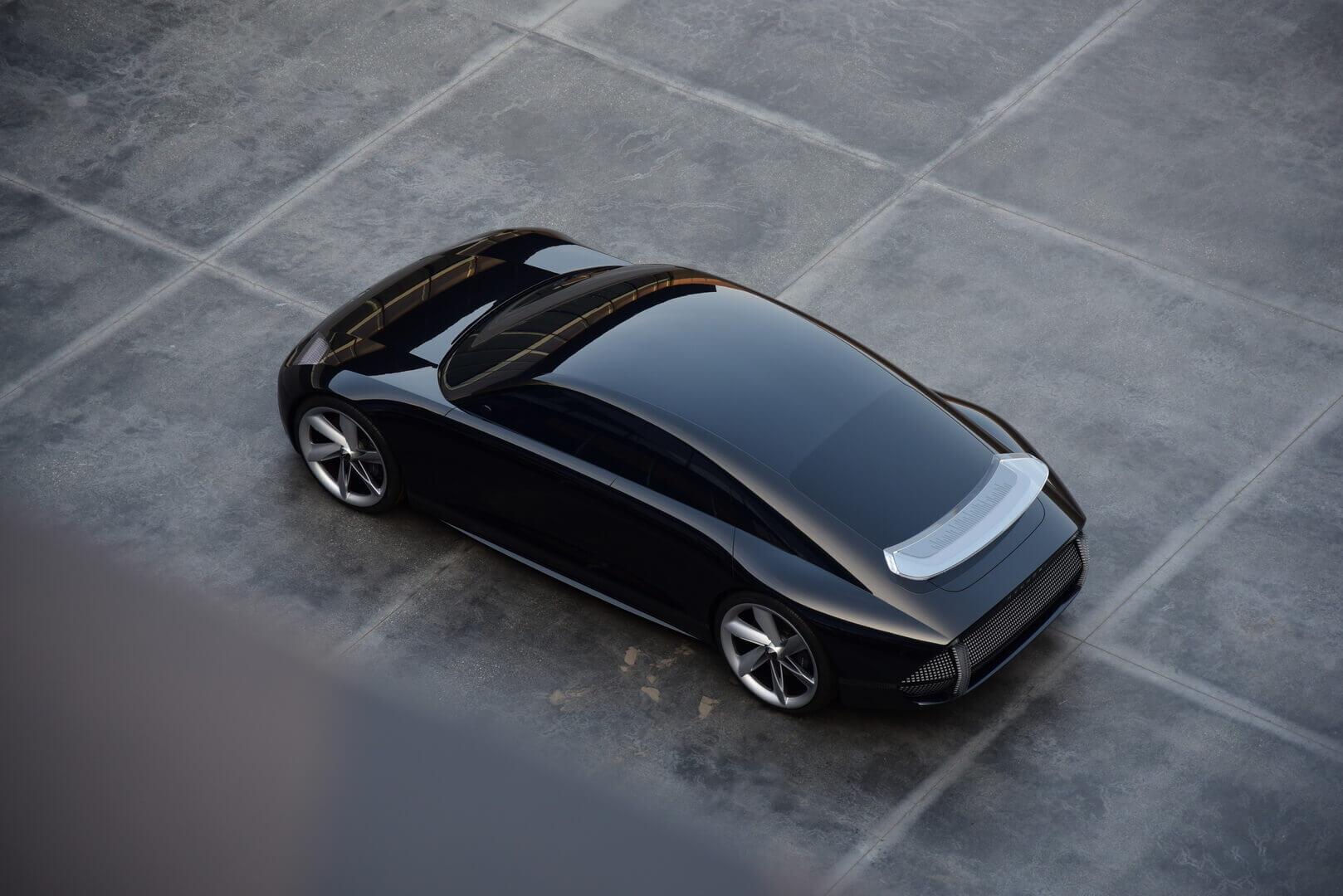 Електромобіль Hyundai Prophecy