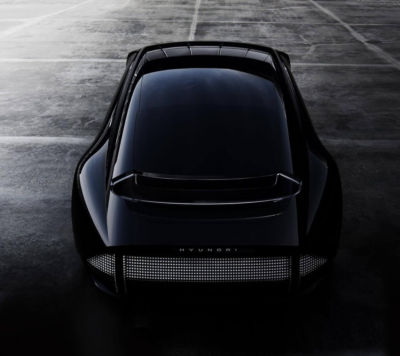 Концепція футуристичного електромобіля Hyundai Prophecy