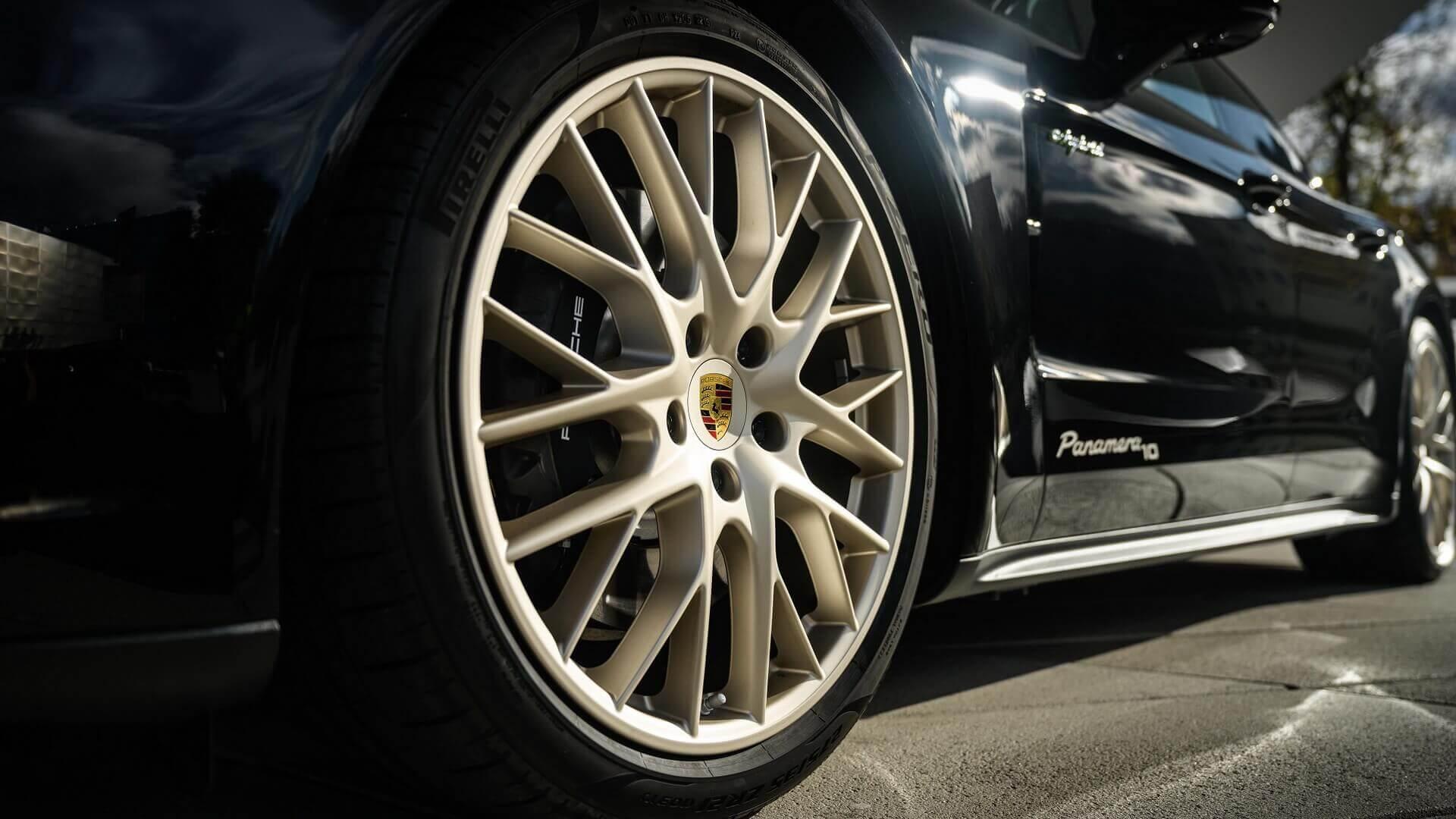 Лімітована Porsche Panamera 10 Years Edition