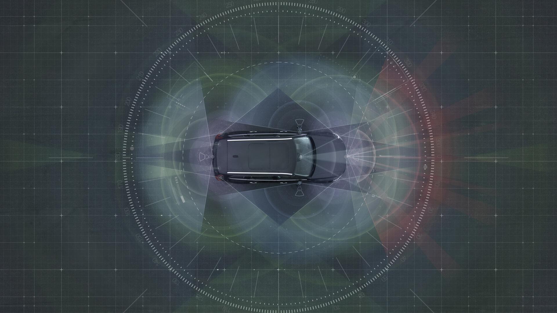 Наступне покоління Volvo буде зтехнологією автономного керування