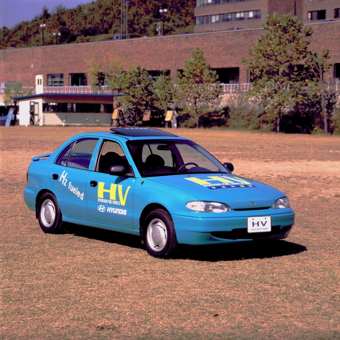 Hyundai Accent FCEV