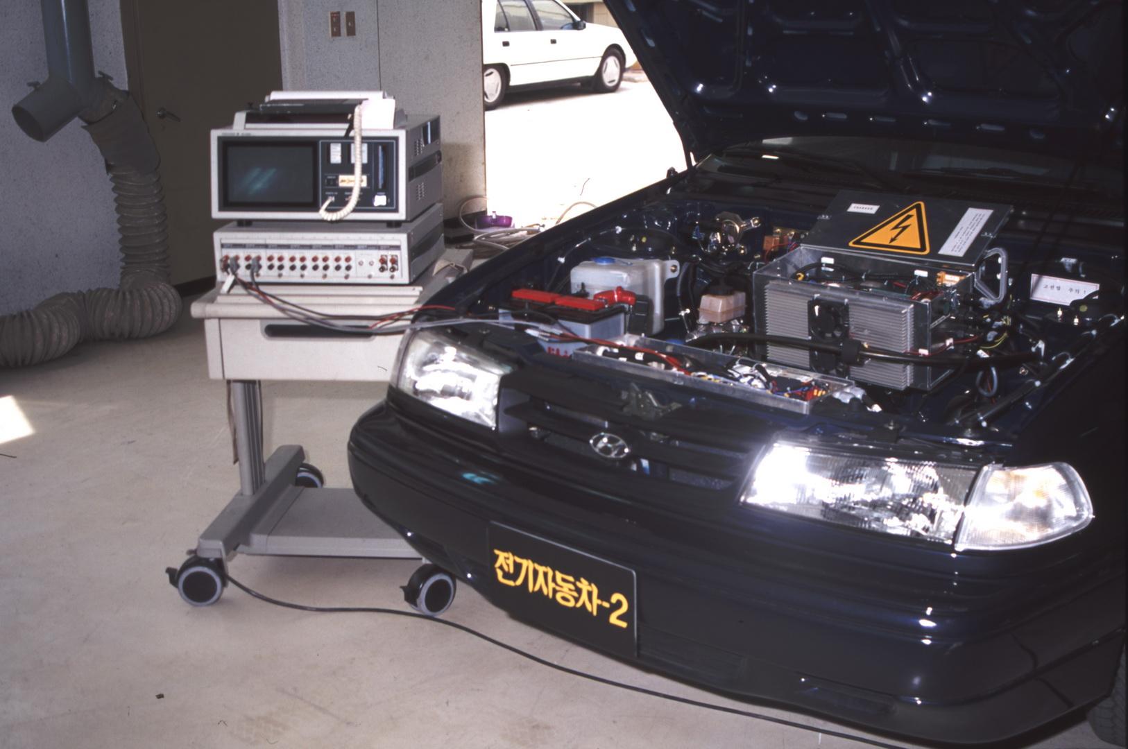 Концепт Hyundai Sonata EV Excel