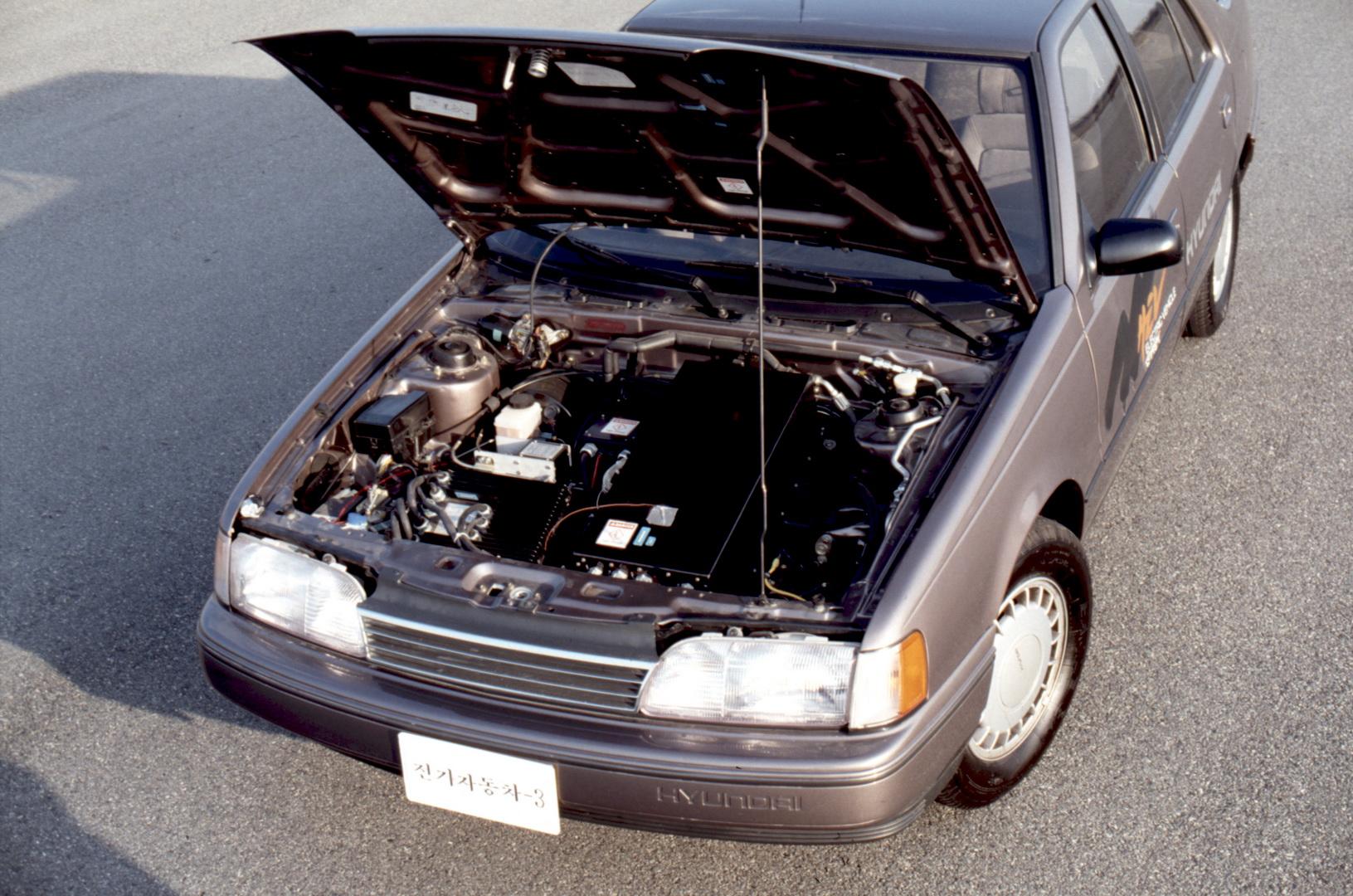 Концепт Hyundai Sonata EV