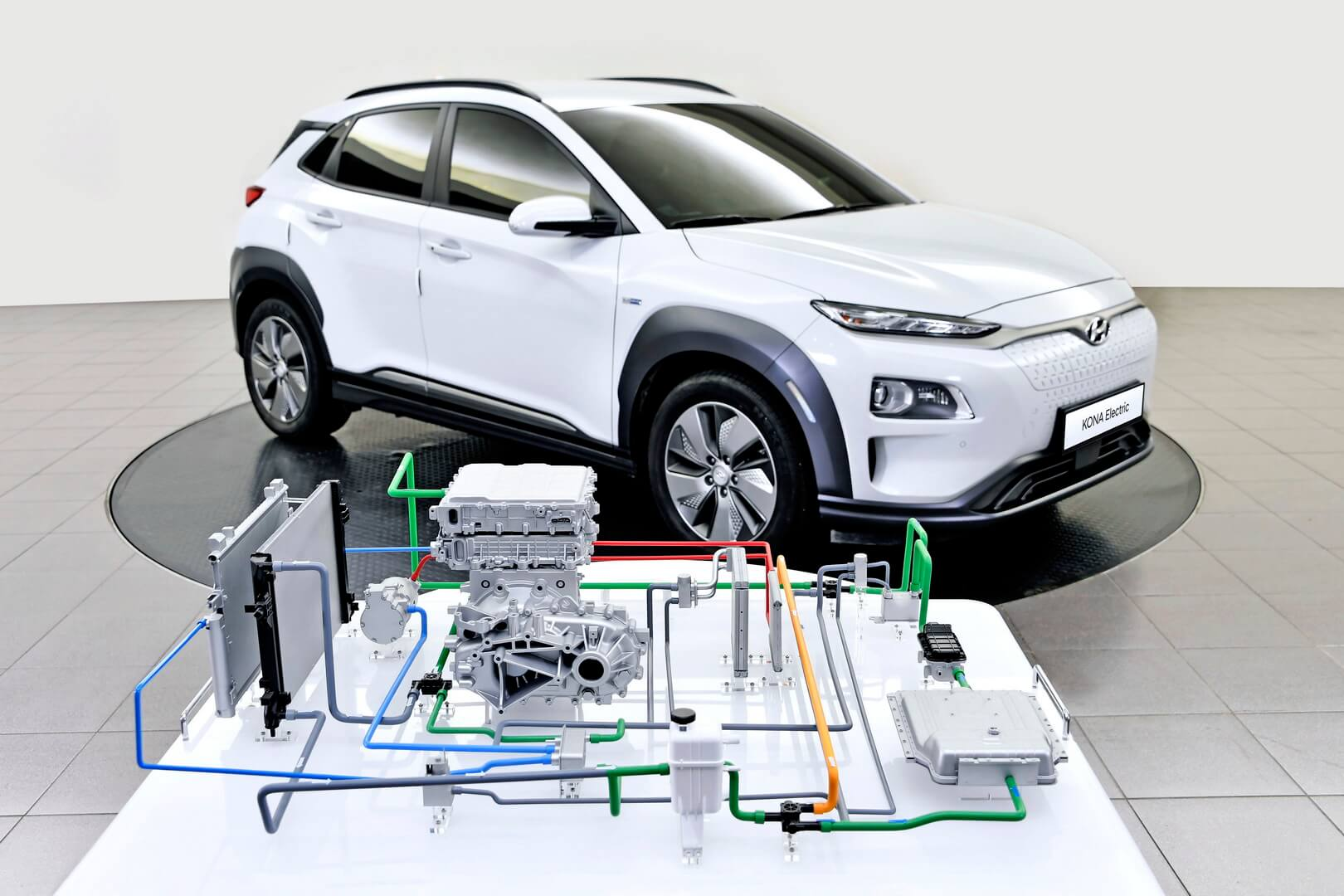 Hyundai і Kia представили інноваційну система управління теплом